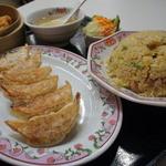餃子の王将 - 焼きメシセット
