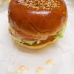 オーセンティック - ハンバーガー