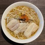 滋賀石山TOMOにぼ次朗 - 料理写真:にぼ三朗(300g) 850円