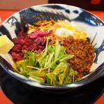 スパイス担担麺専門店 香辛薬麺 - ①担担