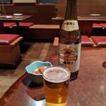 すっとこどっこい - 瓶ビール