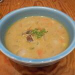 Ta-im - ひよこ豆のスープ