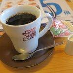 珈琲所コメダ珈琲店 - たっぷりコメダブレンド(¥550)