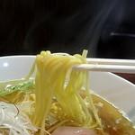 らーめん香澄 - 自家製麺のような外注麺だがうまい