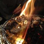亀山社中 - 燃え盛るホルモン達(^∇^)
