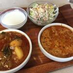 インド料理ヒマラヤ - TWOカレー