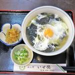 めん処 いせ徳 - 料理写真:松月