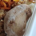 もうやんカレー 大忍具 - 茹でたジャガイモ