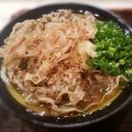130027146 - 肉うどん  740円