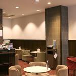 喫茶室ルノアール - 1F禁煙席
