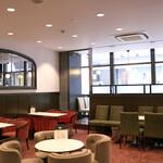 喫茶室ルノアール - 内観写真:1F禁煙喫煙