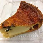 レ グルモンディーズ - イベリコ豚チョリソーとオリーブのキッシュ 540円(税抜)