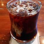 るぽ - セットドリンク(アイスコーヒー)
