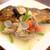 麹町ビストロ 階段の途中 - 秋田県男鹿漁港直送鮮魚のアクアパッツァ 1400円