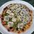 エンボカ - 野沢菜とレンコンのハーフ&ハーフ