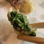 Edosobahosokawa - 山菜のコゴミ