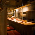 壺川 - オープンカウンター