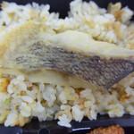 縁の鈴なり - メバルの西京焼き・炊き込みご飯