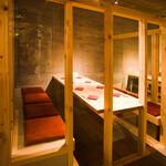 壺川 - 最大8名様までの個室
