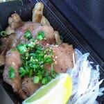 松阪牛たんど - 牛タン・豚トロ美味し!大満足。