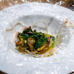 CACHETTE965 - メバルの海藻バター蒸し焼き