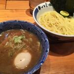130056932 - 濃厚味玉つけ麺
