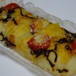 パンジャ - 塩昆布とプチトマト