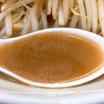 デカ盛り戦隊 豚レンジャー - 乳化スープ