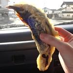 吉田からあげ店 - なす天 100円
