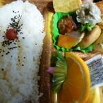 お弁当 どんどん - 料理写真:あち幕の内