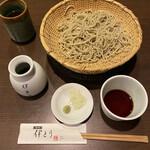 蕎麦 伊とう - 料理写真:十割蕎麦