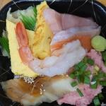 笹互 - 笹互丼600円