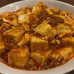龍海閣 - まーぼー豆腐