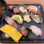 もりや水産 - 料理写真:サービスセット