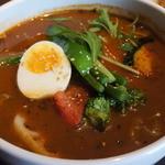 国道12号線スープカレー本舗 -