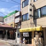 昭島大勝軒 - 昭島駅すぐ近く