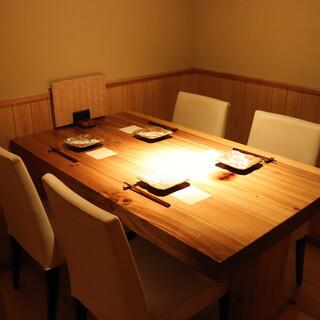 恵比寿駅徒歩2分「大人の隠れ家」個室完備で接待・特別な会食に