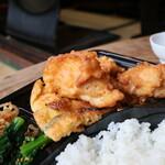 韓国家庭料理 青山 - ヤンニムチキン