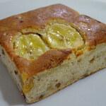 ブーランジェリー トースト - バナナケーキ280円