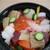 おにぎり屋 丸豊 - 海鮮丼ご飯なし