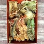 130081073 - 天丼弁当