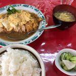 中華料理 勝太楼 - かつ煮