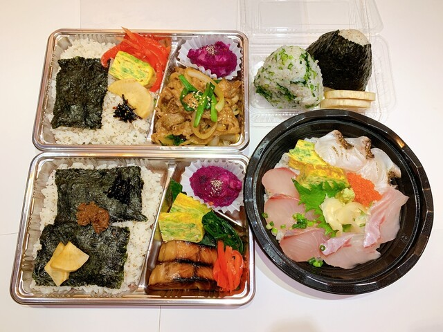 海鮮・かき・沖縄料理 わの料理の写真