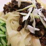 西安刀削麺 - これがうまい