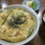 メリー食堂 - 料理写真:カツ丼
