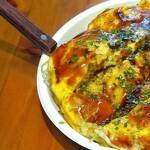 さんぽみち - 料理写真:広島お好み焼き