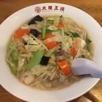 大阪王将 - 大阪ちゃんぽん麺