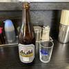 長浜ラーメンとん吉 - ドリンク写真:2020年5月9日  瓶ビール(アサヒスーパードライ)