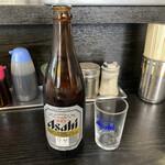 130093695 - 2020年5月9日  瓶ビール(アサヒスーパードライ)