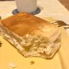 アルトロシエスタ - 料理写真:チーズケーキ断面